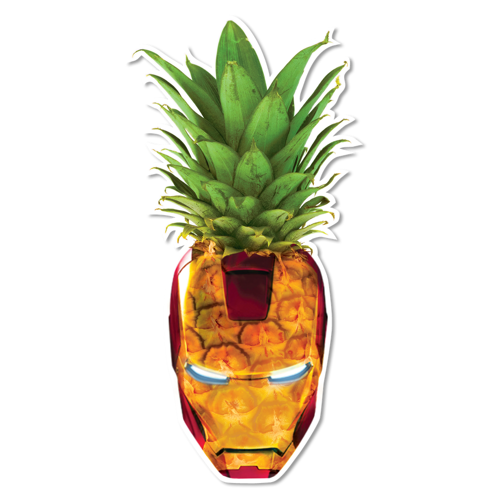 Image of Iron Pineapple