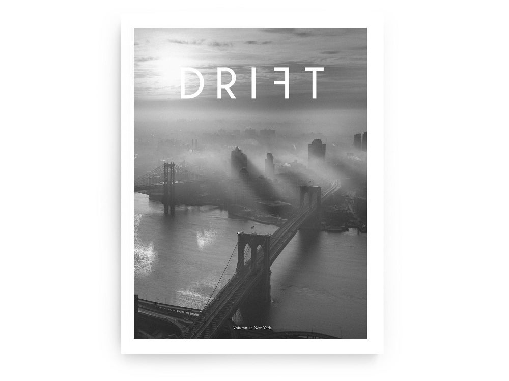 Image of DRIFT VOLUME 1: NEW YORK