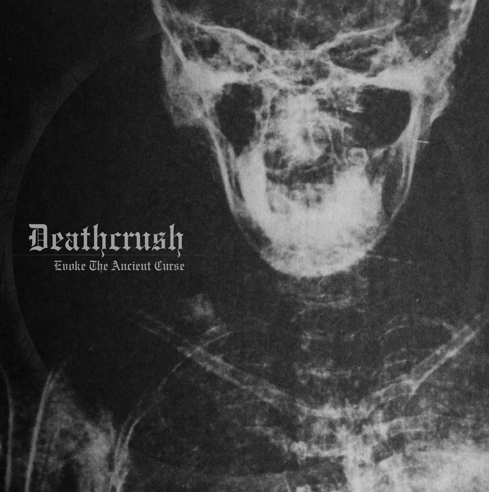 Image of DEATHCRUSH - Evoke The Ancient Curse. CD