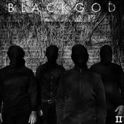 "Image of Black God - II 7"" EP BRICK RED Vinyl"