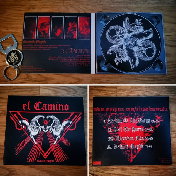 Image of Satanik Magiik - EP (last copies!)