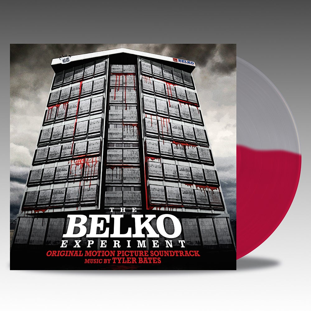 Image of The Belko Experiment 'Blood Dipped' Vinyl - Tyler Bates