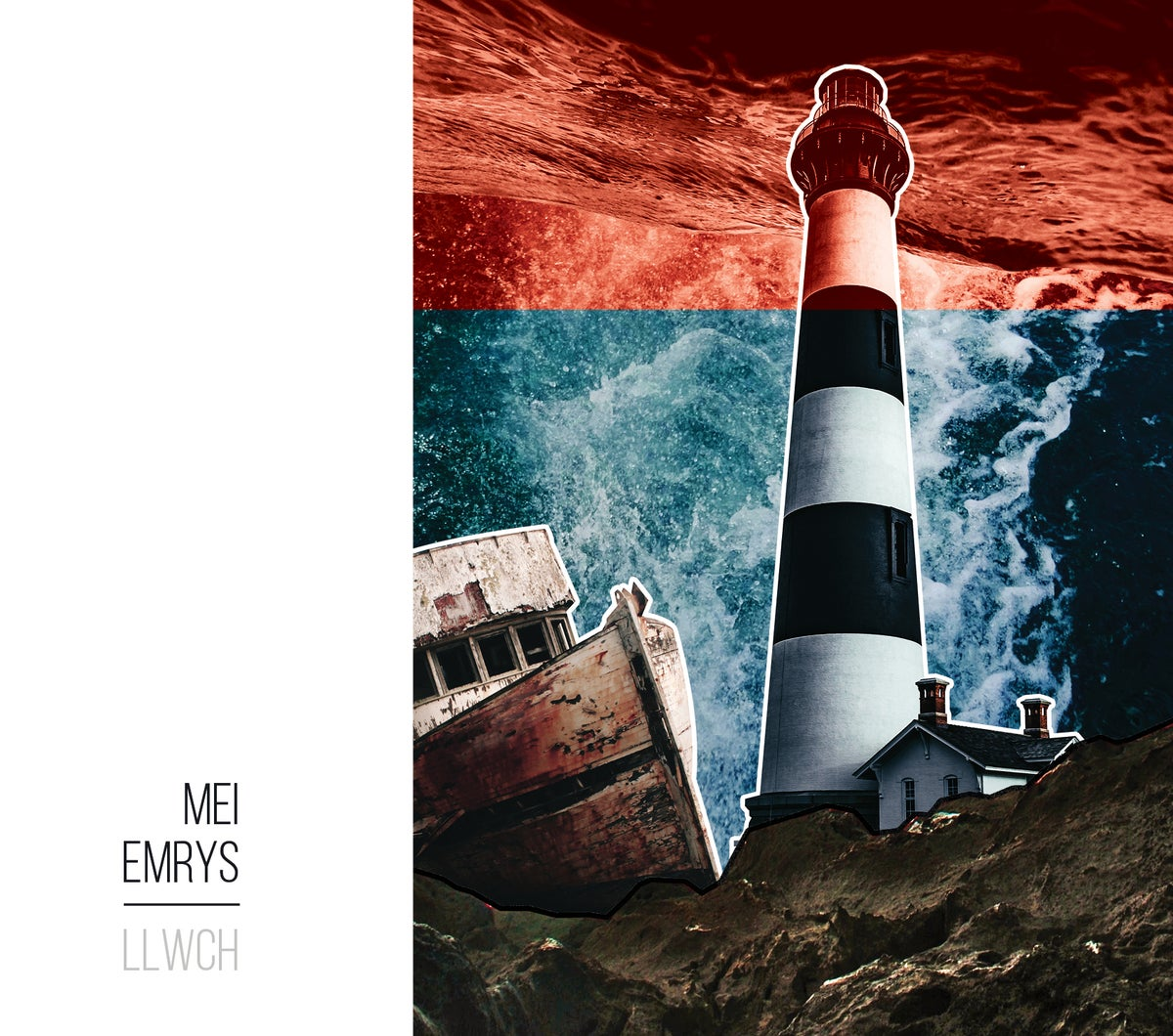 Image of Llwch (CD Album)