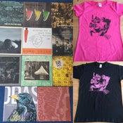 Image of Buy any LP & Ladies Love the Dee t-shirt