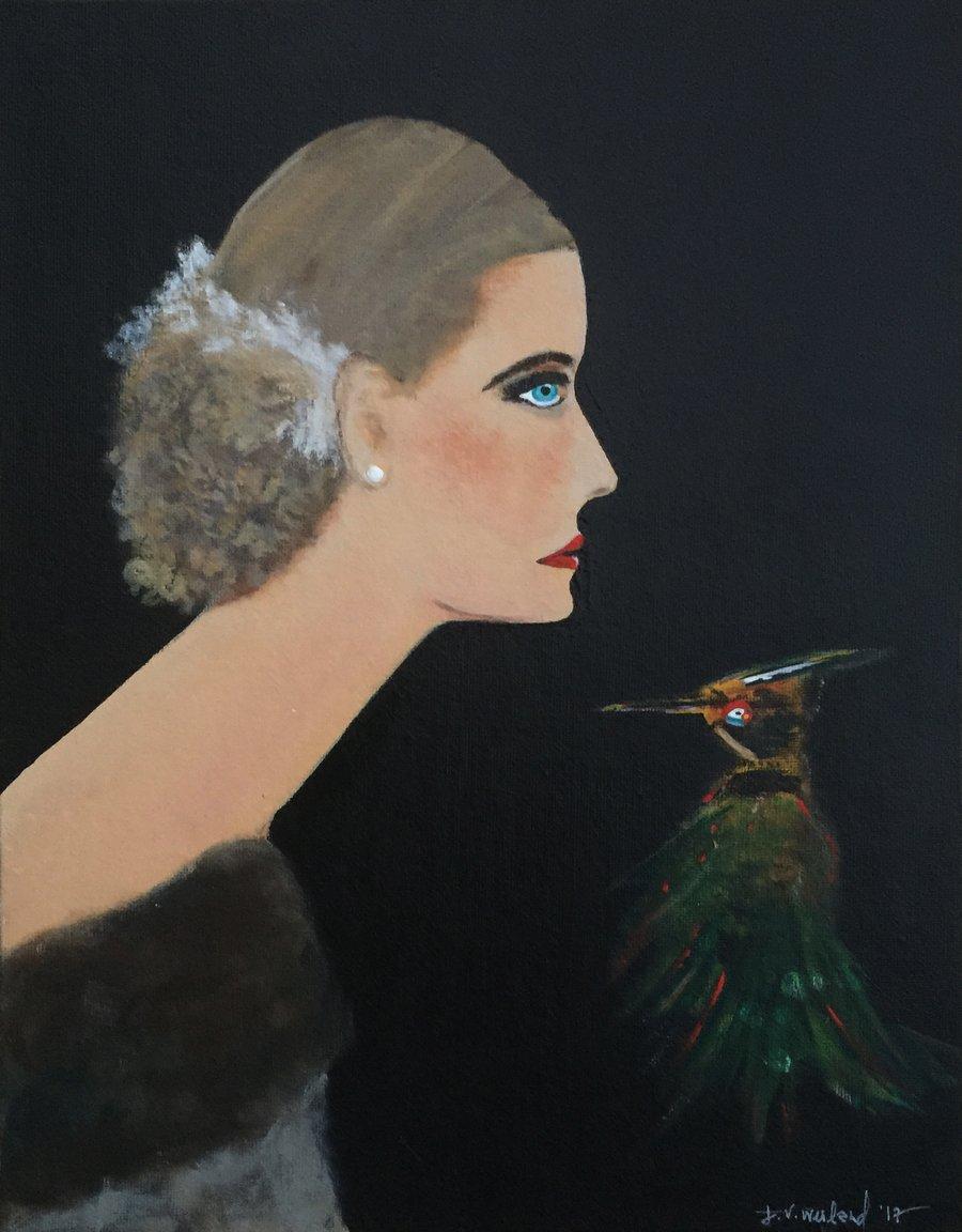 Image of Gitte + Bird III