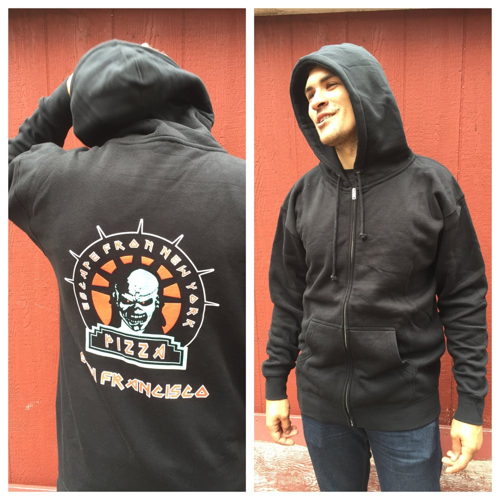 Image of Limited Edition Iron Maidenish Hoodie