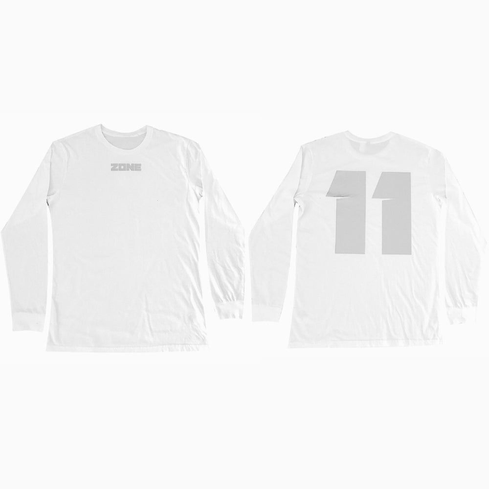 "Image of ZONEXI ""CONCRETE"" LONG SLEEVE TEE"