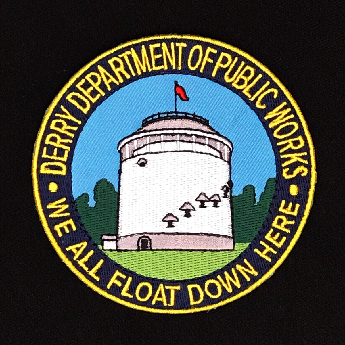 Derry Department of Public Works Uniform Patch