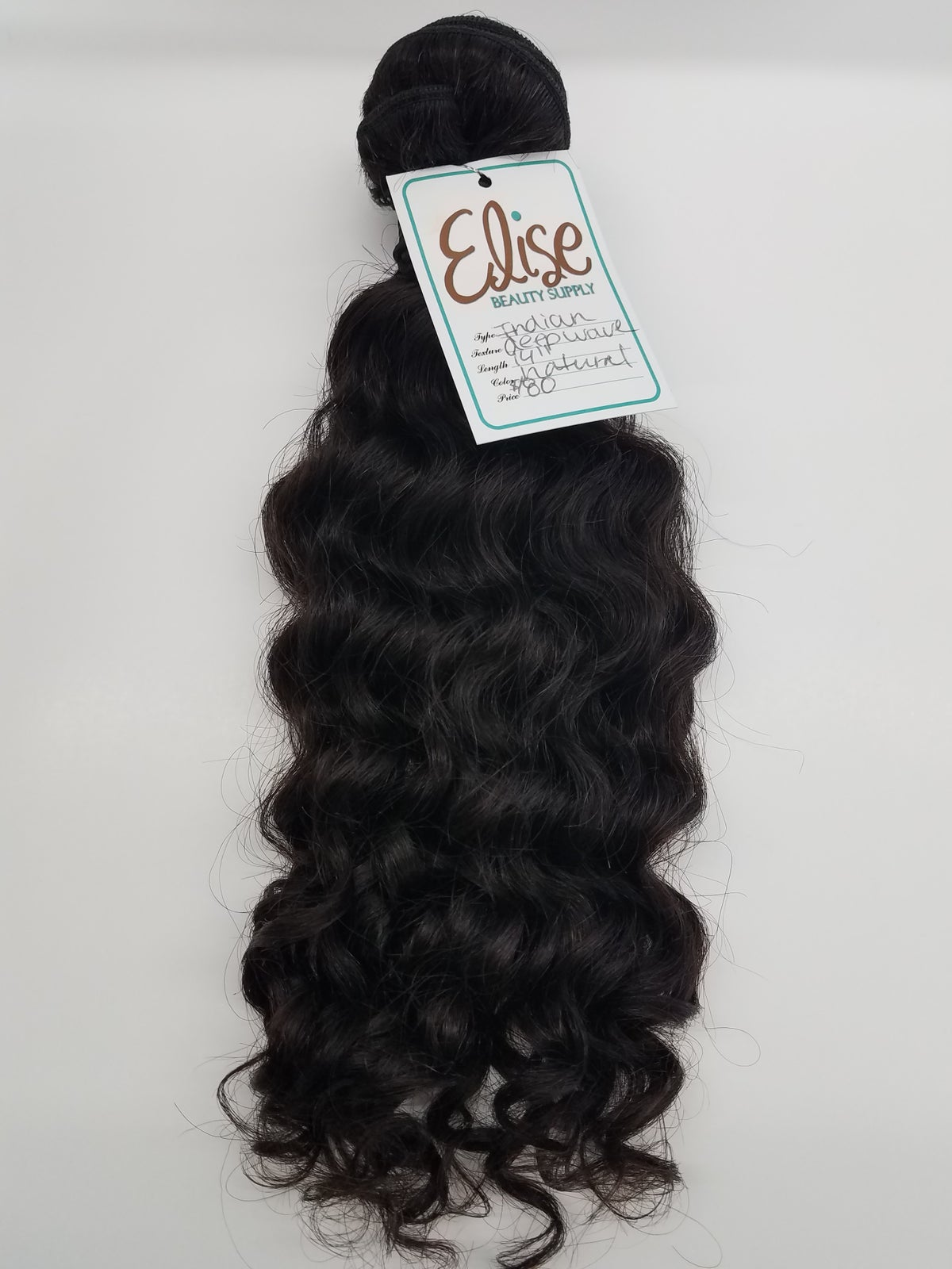 Deep Wave Human Hair Extensions Elise Remy Hair