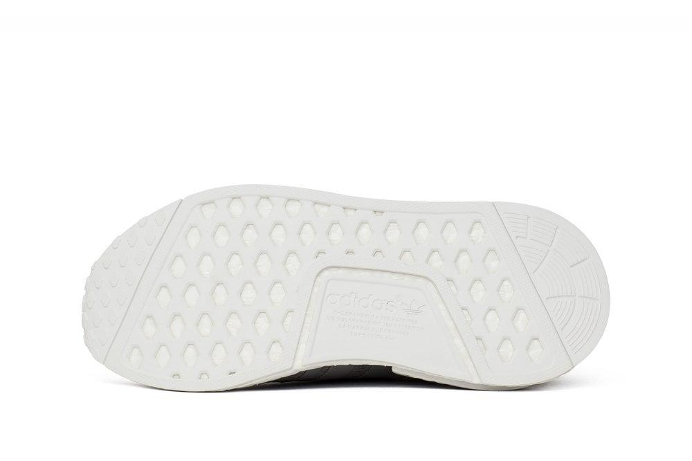 "Image of adidas NMD R1 Primeknit Women ""Grey Three"""