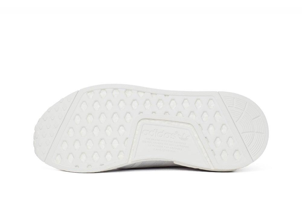"Image of adidas NMD R1 Primeknit ""Footwear White"""