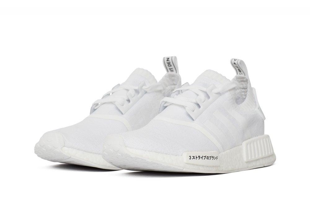 sklep dyskontowy niższa cena z sprzedaż obuwia adidas NMD R1 Primeknit