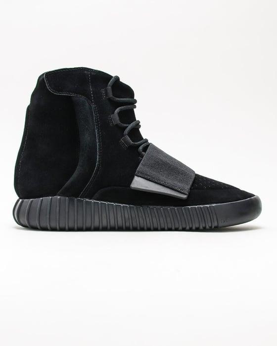 Image of Adidas Yeezy Boost 750 Black