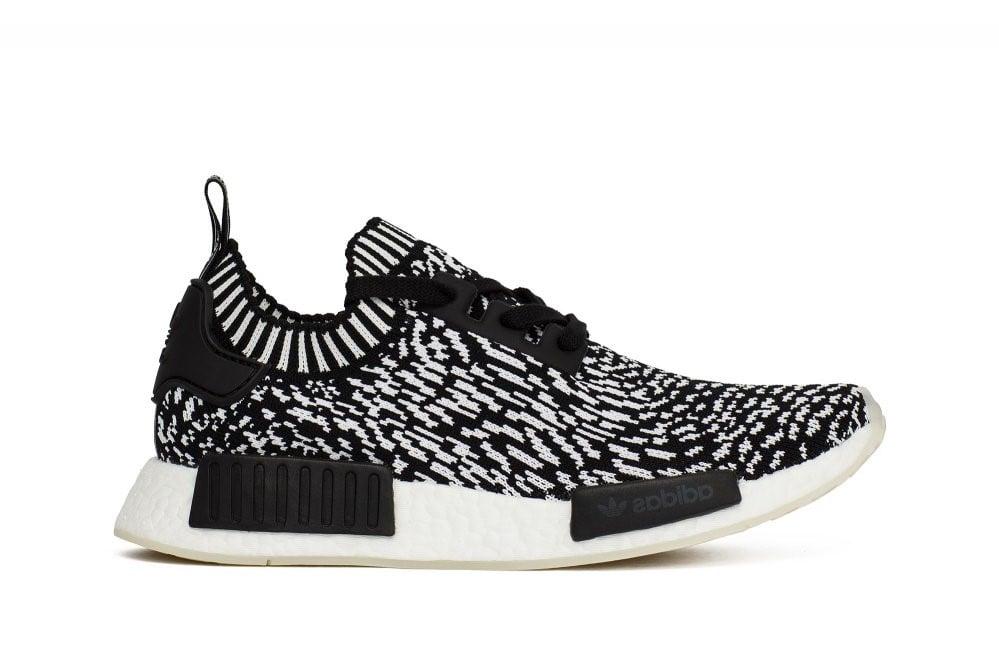 adidas nmd zebra white