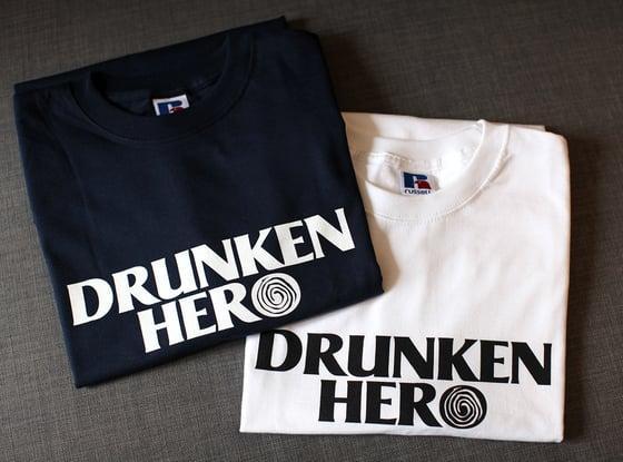 T-SHIRTS DRUNKEN HERO COTON 215g/m²
