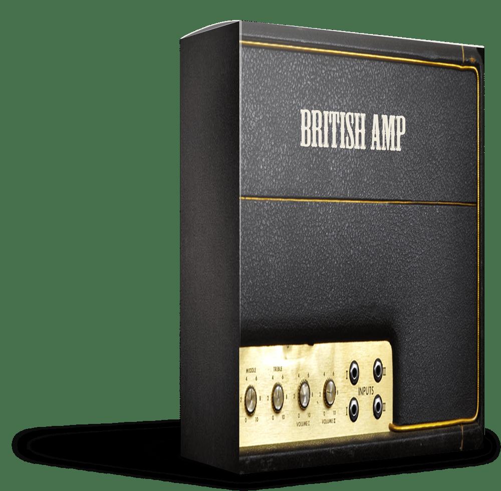 Image of British AMP