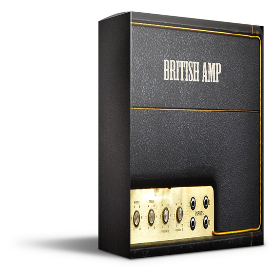 Image of British AMP