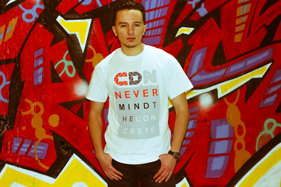 Image of Never Mind The Concrete T-shirt