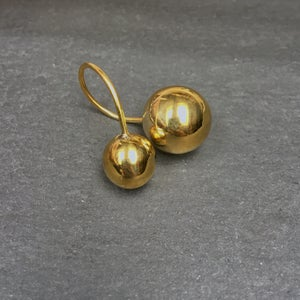 Image of Brass planets ring