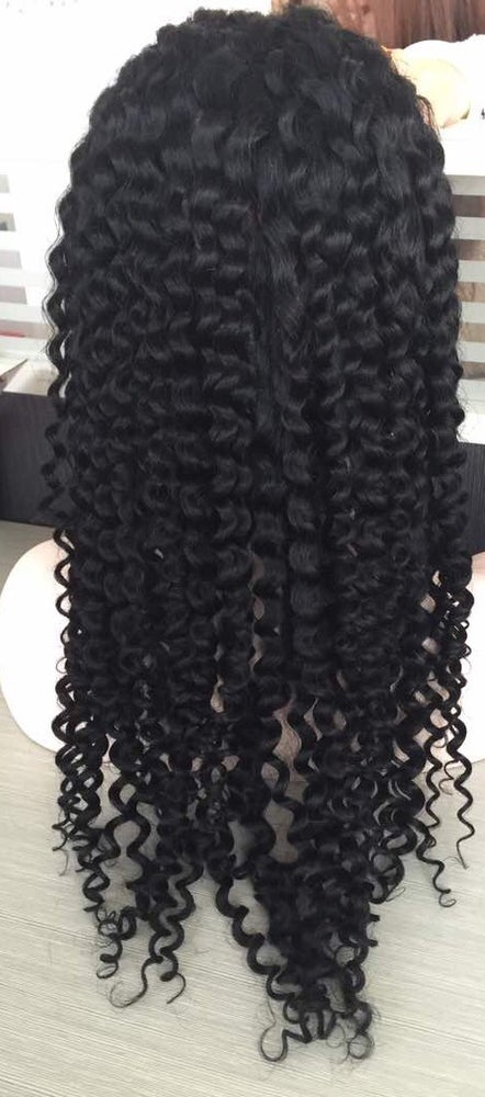 Image of Full Lace Virgin Wigs