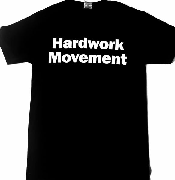 Image of HWM Original Black T-Shirt