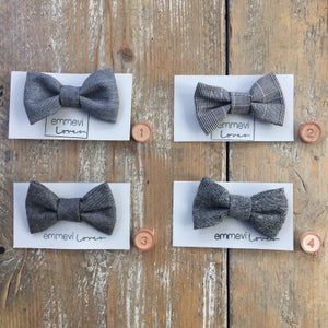 Image of Papillon Bimbi - Wool Bowties