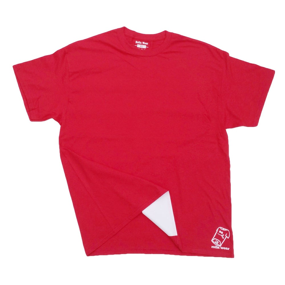 Image of Red Rolla Wear T-shirt
