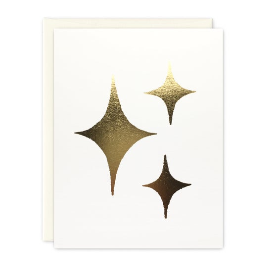 Image of stars card