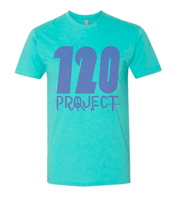 Image of Tahiti 120 Project shirt