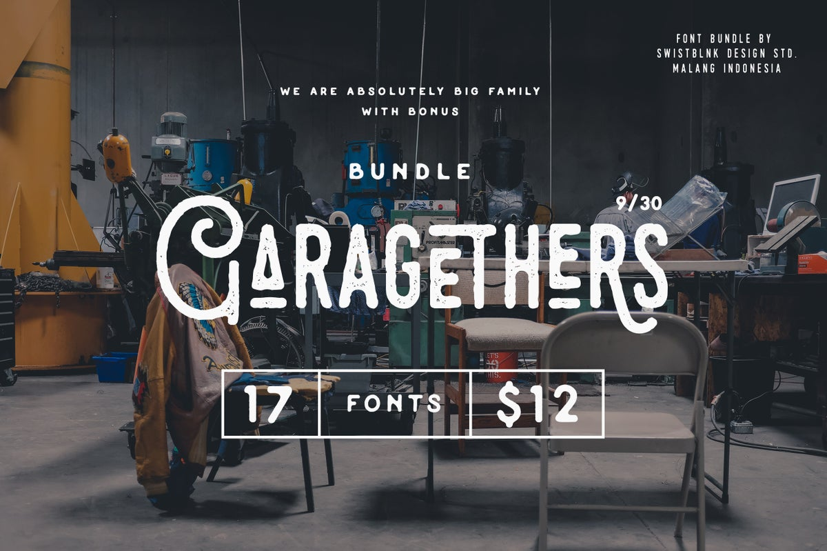 Image of Garagethers Bundle