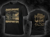 Image of Sublime Cadaveric Decomposition - Raping Angels in Hell (2017) - T-Shirt (DEVIL)