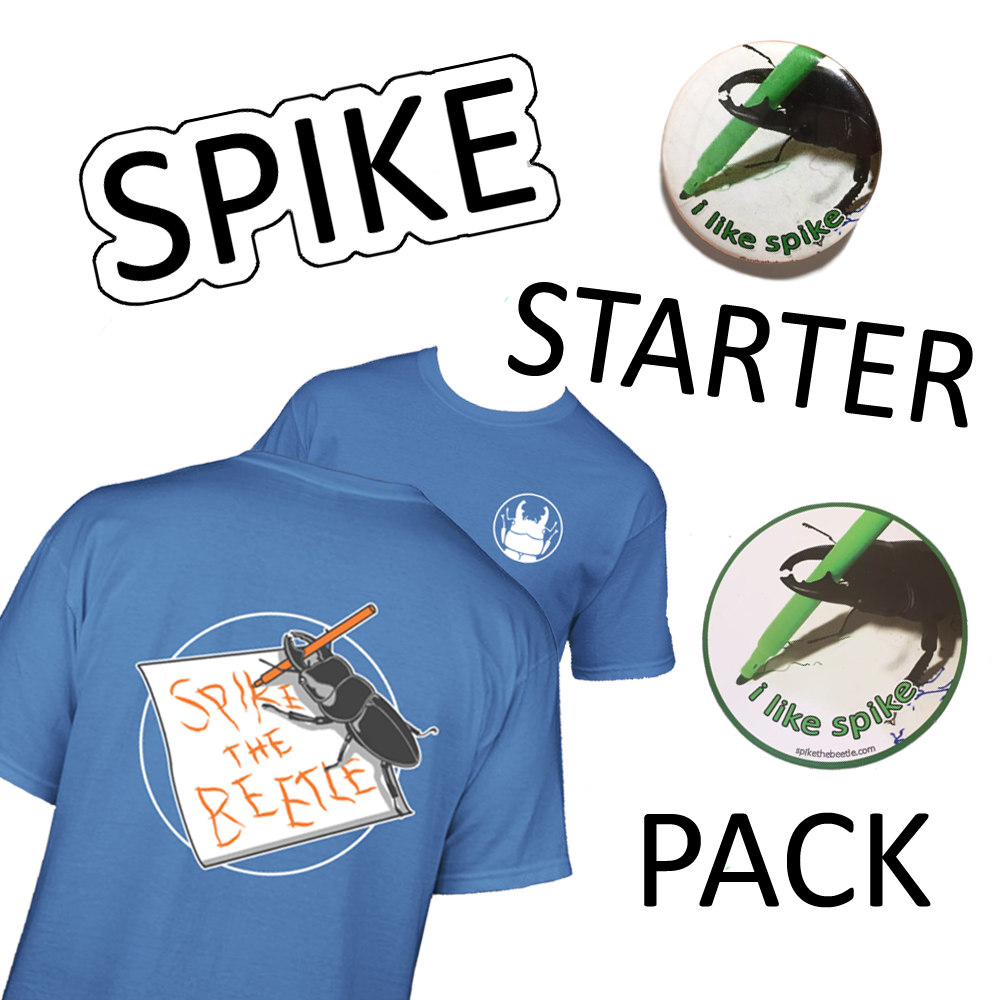 Image of Spike Starter Pack