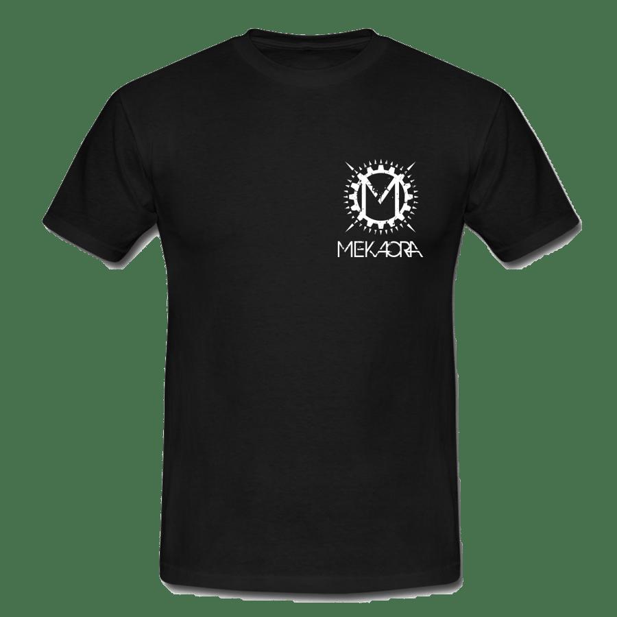 Image of T-Shirt MEKAORA poitrine
