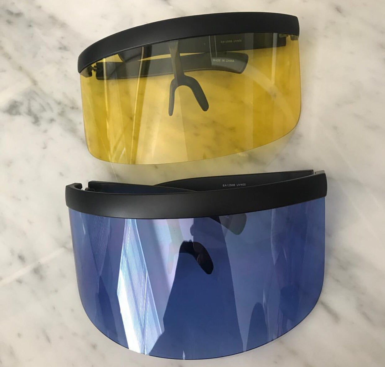 Image of VICKI VISOR SHADES