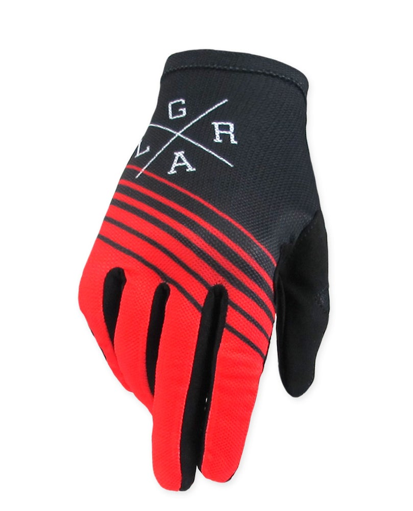 Image of Gloves Red