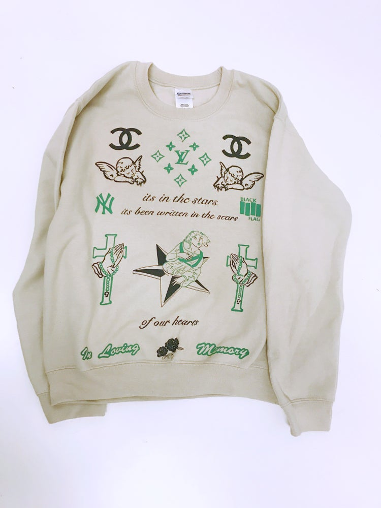 Image of Loving Memory Crewneck