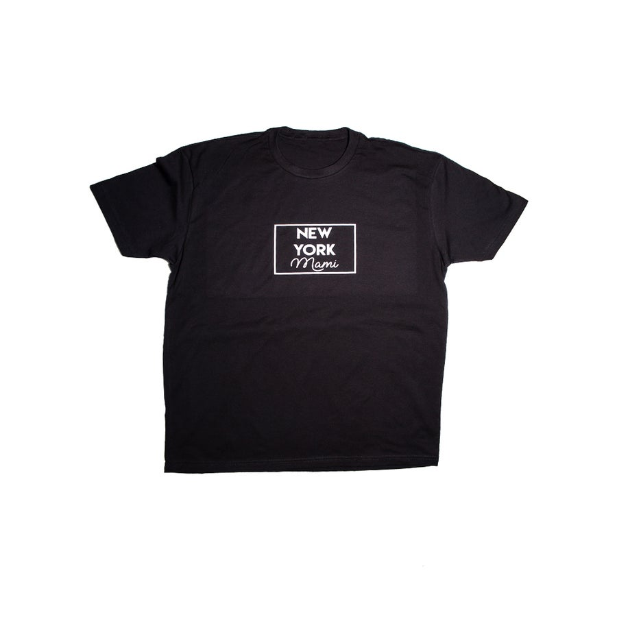 "Image of ""NEW YORK MAMI"" T-shirt"