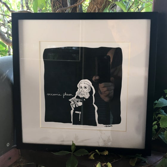 Image of Framed and Signed Prints by Blair!