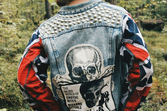 Image of Southern Rock Jacket
