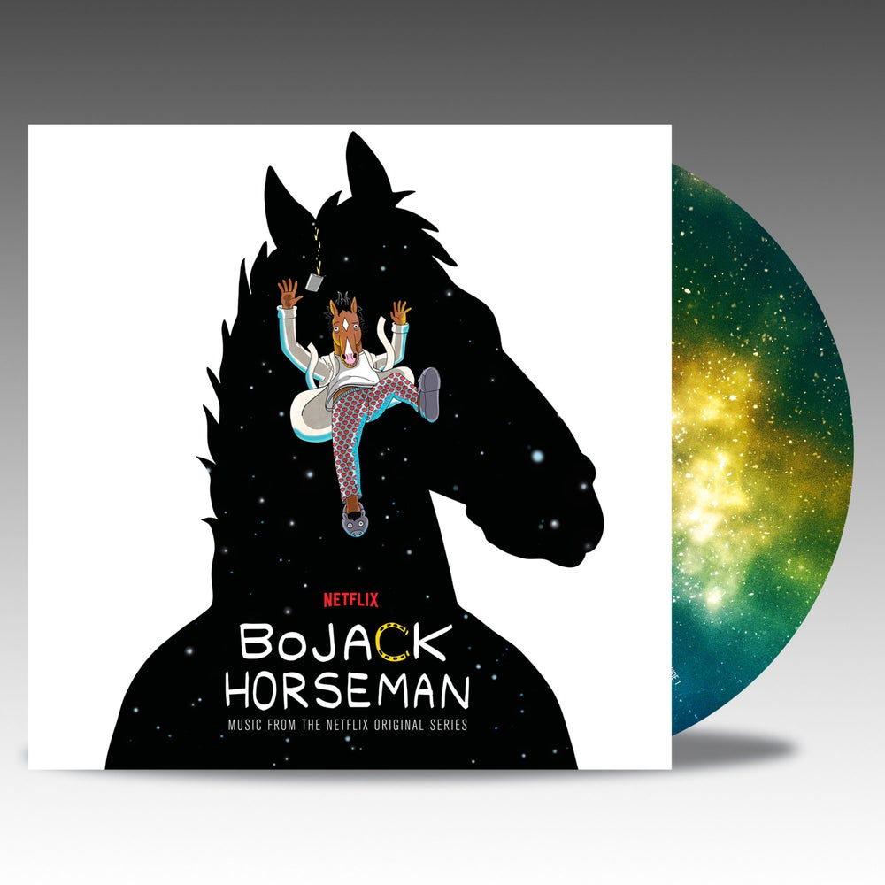 Image of BoJack Horseman (Music From The Netflix Original Series) 'Picture Disc' - Various Artists