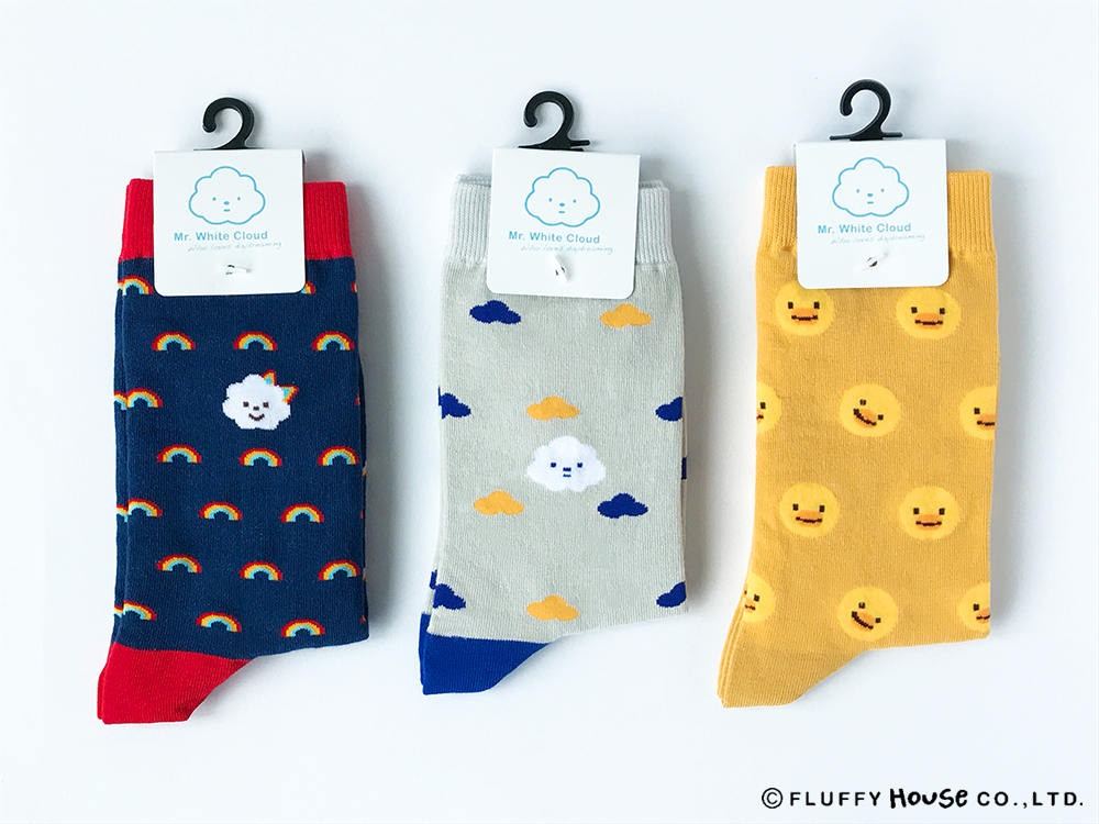 Image of Cloud Series Socks