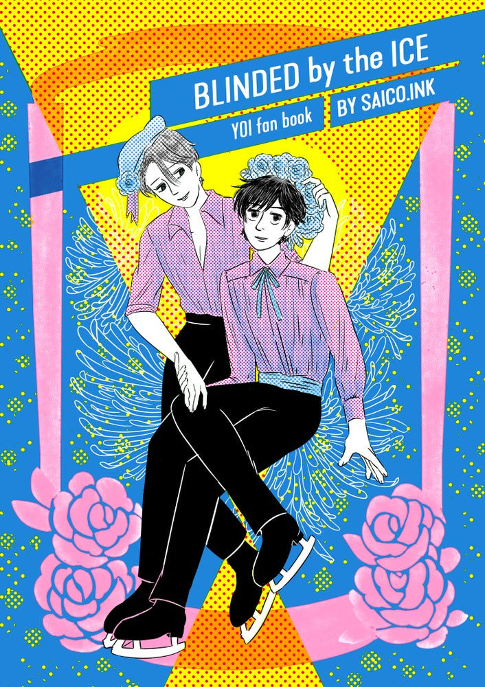 Image of Blinded By the Ice - Yuri!!! on Ice fanbook
