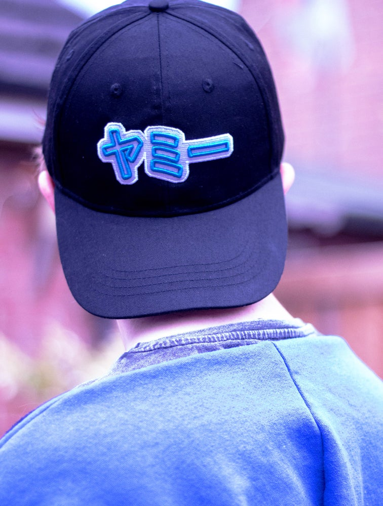 Image of Yammy Dad Cap [BLUE]