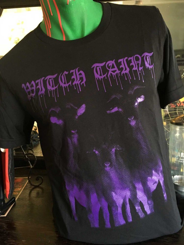 "Image of Witch Taint ""Goats To Hell"" T-Shirt and Tanks"