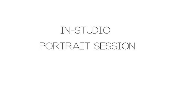 Image of IN STUDIO PORTRAIT SESSION