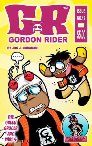 Gordon Rider Issue #12