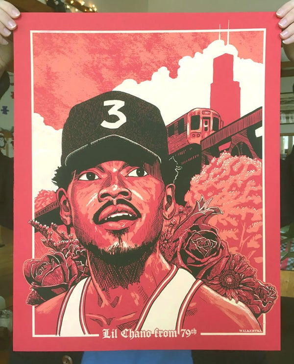 Image of Lil Chano from 79th