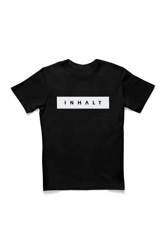 Image of INHALT Logo T-Shirt