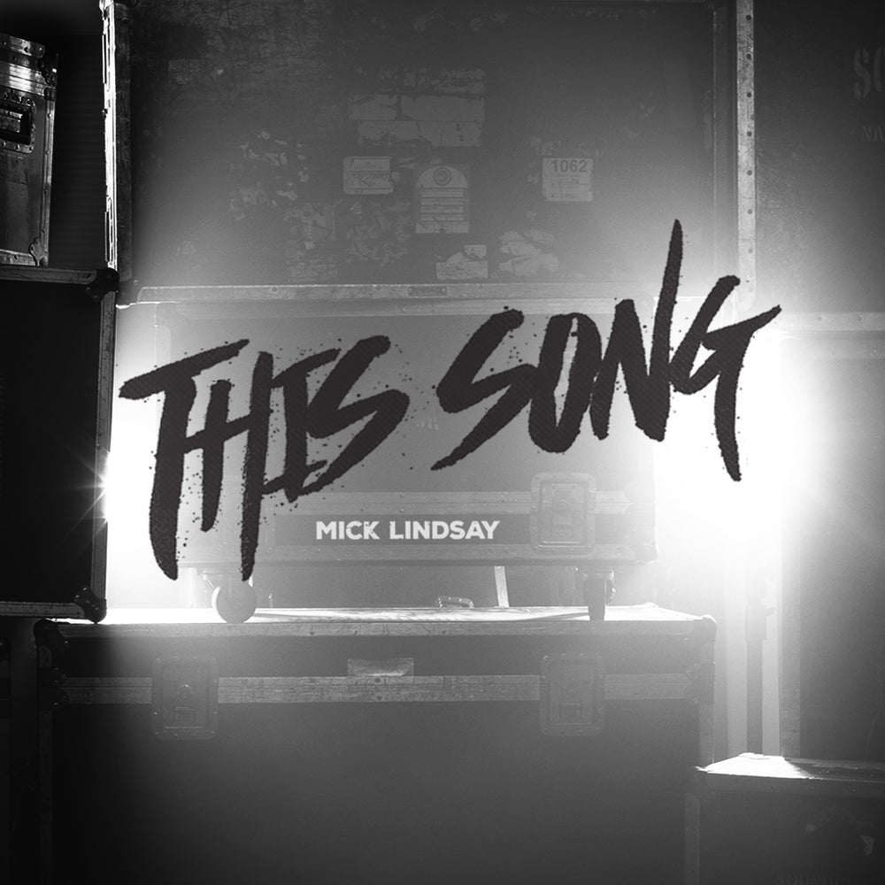 Image of Mick Lindsay - This Song EP SIGNED