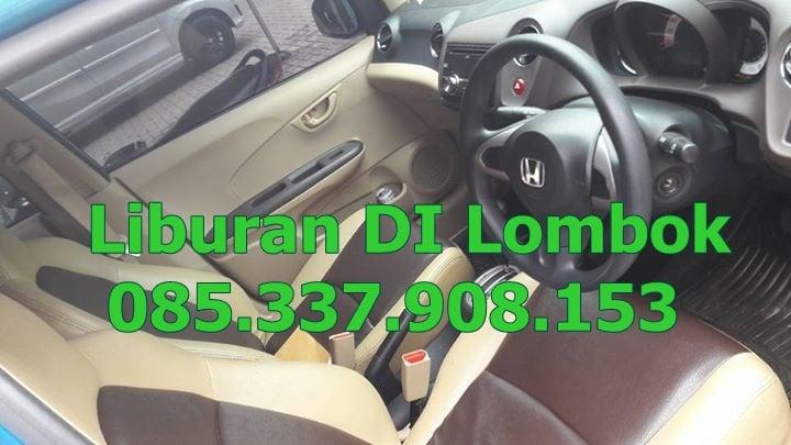 Image of Liburan Dengan Mobil Di Lombok